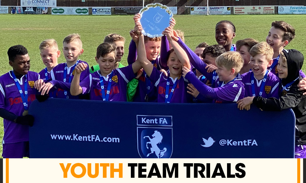 Maidstone United Youth Team trial